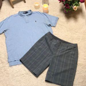 Nwot men's under Armour golf shorts size 34